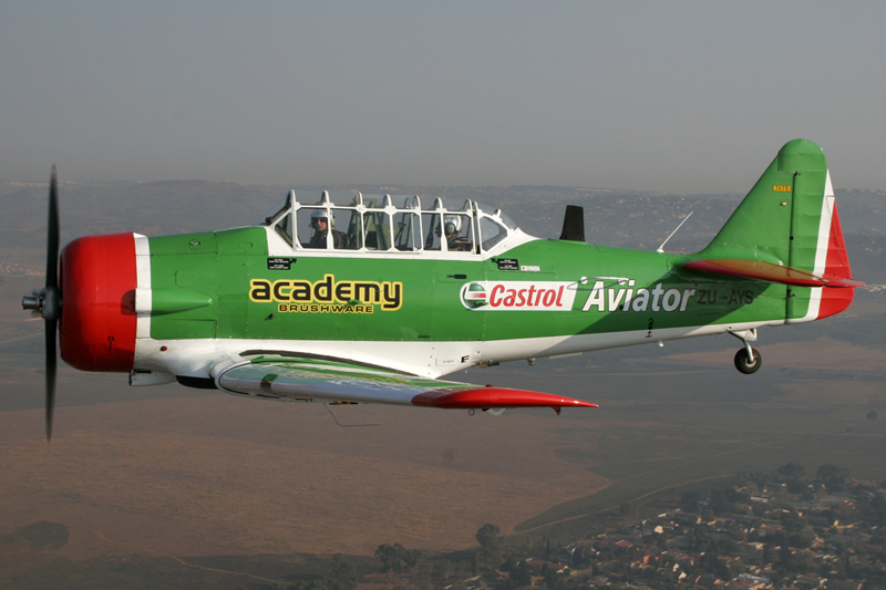 88-14716 ZU-AYS 2nd Castrol Aviator Stephan Rossouw 1