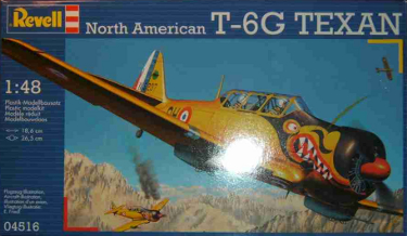 Revell 04516 North American T-6G Texan 48 scale