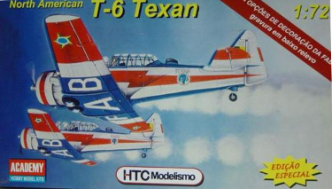 Academy HTC 72004 T-6 Texan 72 scale