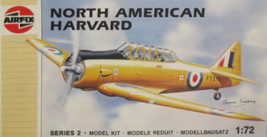 Airfix 02057 North American Harvard 72 scale